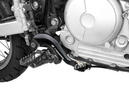 ZETAより、SEROW250などに適合するブレーキペダル&シフトレバーが登場