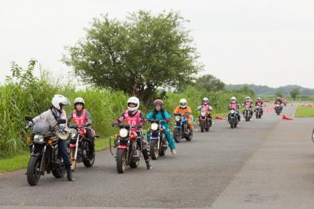 チームマリ モーターサイクル・レッスン(TMM)鈴鹿2days