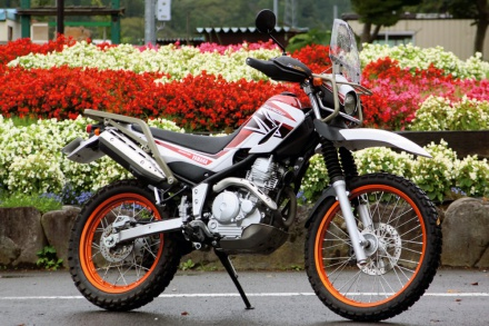YAMAHA TOURING SEROW