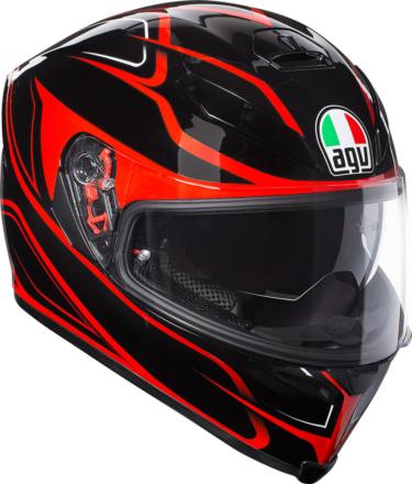 AGVより、インナーバイザー付きのフルフェイスヘルメット・K-5Sに新グラフィックが登場