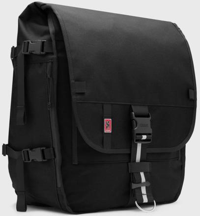 CHROMEより、55ℓの大容量&防水仕様で使いやすいメッセンジャーバッグ・WARSAW2.0が登場