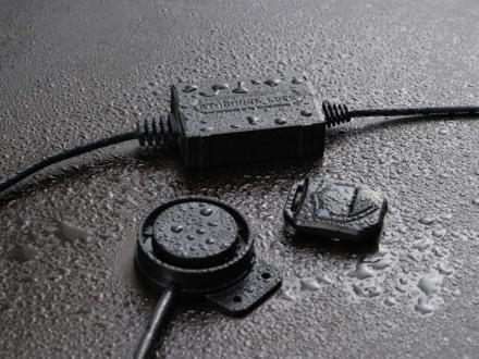 DAYTONAより、傾斜角センサーで誤作動が少ないSTRONGERセキュリティーアラームが登場