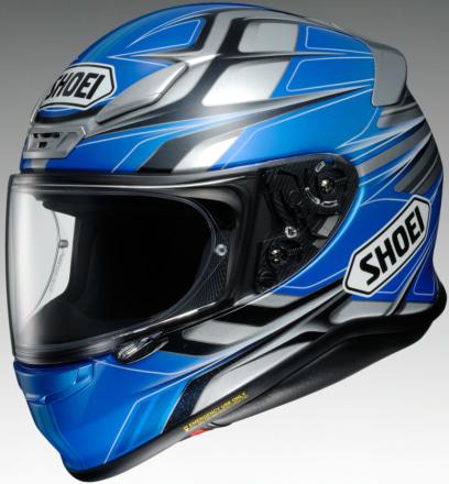 SHOEIの販売するフルフェイスヘルメット・Z-7に新グラフィックとなるRUMPUSが登場