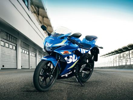 GSX-R125 ABSが2018年1月26日より販売開始! 遂に原付二種の本格フルカウルスポーツモデルが登場