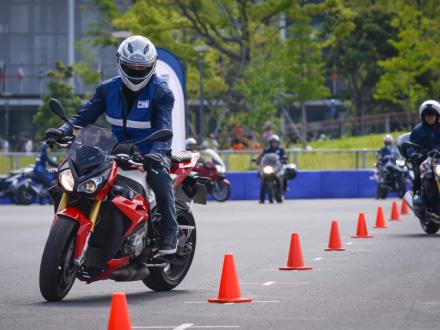 BMCJ ライダートレーニング in お台場