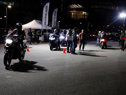 BMWが主催するミーティングベント・2nd Night Rider Meetingが、2018年3月3日19時より開催!