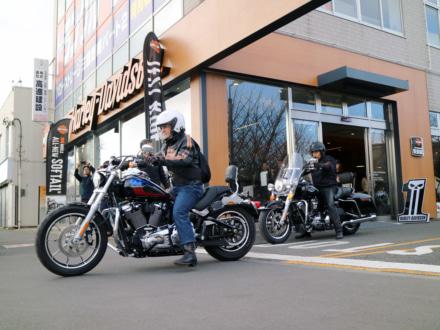 4時間1万1,200円からハーレーが楽しめる!ハーレーダビッドソンが国内初の認定レンタルバイクサービスをスタート