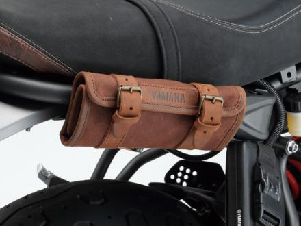 ワイズギアからXSR700用各種バッグが発売