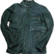 RIDEZより、羊革採用のレザージャケットにエイジング加工を施した新カラー2色が登場