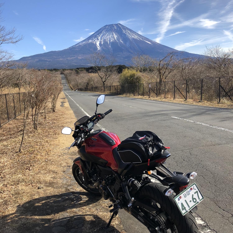 いざ富士山へ