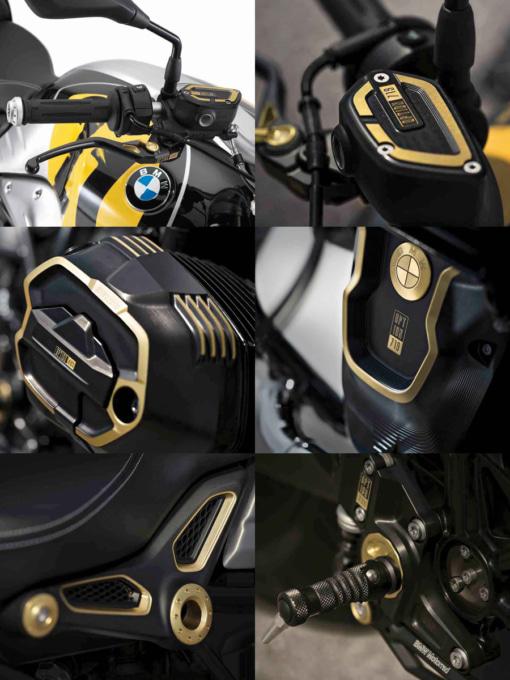 BMW Nine T >> BMWが新たなカスタマイズプログラム・BMW Motorrad Spezial を発表!カスタムパッケージモデルのOption 719も販売スタート | バイクニュース | タンデムスタイル