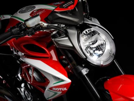 MV AGUSTAより、BRUTALE800 RCが新登場!世界限定350台で2018年3月から販売開始