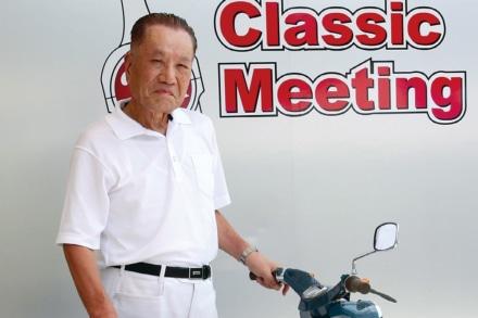 風まかせNo.12に掲載した『初代スーパーカブ・デザイナー 木村譲三郎氏』をスーパーカブシリーズ登場記事アーカイブに追加しました