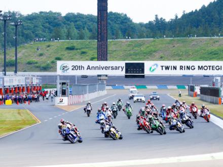2018 MFJ全日本ロードレース選手権シリーズ 第1戦 スーパーバイクレース in もてぎ