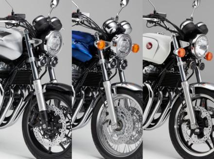 2018年モデルのCB1100が4月2日より販売を開始!カラーバリエーションを変更し、スタンダード/EX/RSの3タイプに統合