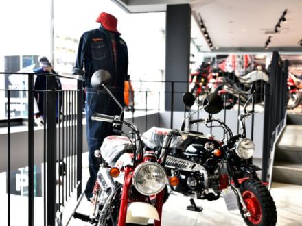 Honda Dream&Honda Commuter 青山ショールーム in Hondaウェルカムプラザ青山