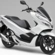 新設計のダブルクレードルフレーム採用!フルモデルチェンジを受けた新型PCX/150/ABSが登場