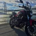 これが明石海峡大橋だべ