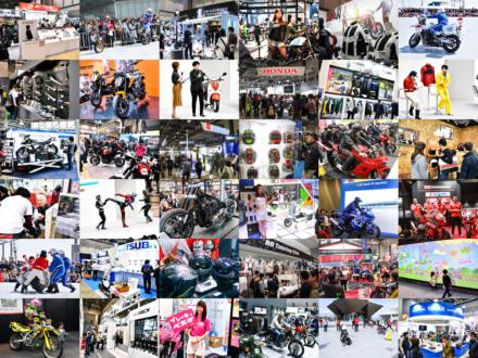 3日間で14万人以上が来場し前年以上の盛り上がりに! 東京モーターサイクルショー 2018 レポート