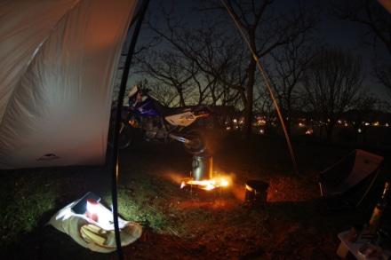 キャンプ銀座!!