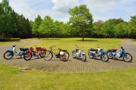 風まかせNo.63に掲載した『バイク世間噺大系』をスーパーカブシリーズ登場記事アーカイブに追加しました