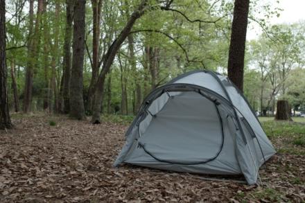 ムラコから強度と軽さを追求した二人用のテント『NIMBUS 2P』が登場