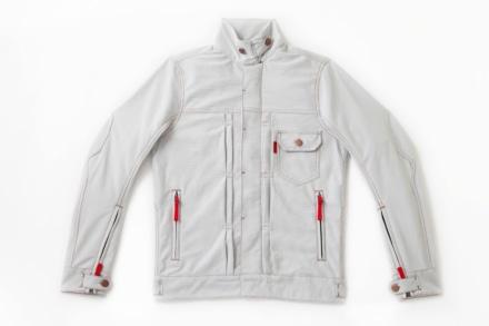 SHINICHIRO ARAKAWAからGジャンスタイルのメッシュジャケット『メッシュブルゾンH39』が登場