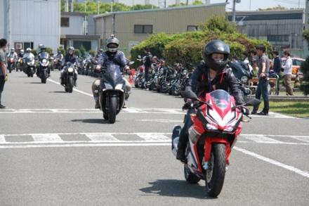 藤沢高等自動車学校 春のバイク祭り開催レポート