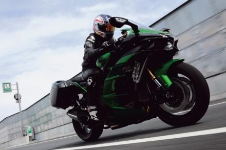 """インプレッション""""まる読み""""にNo.193掲載の『Kawasaki Ninja H2 SX SE』を追加しました!"""