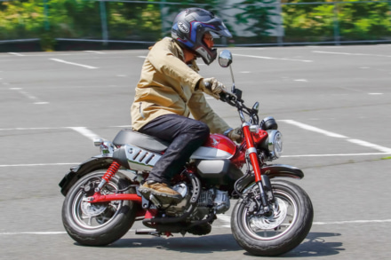 HONDA Monkey125/ABS