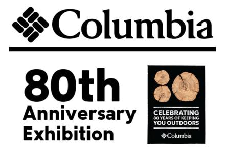 コロンビアが創業80周年記念エキシビジョンを原宿で6月30日から開催!