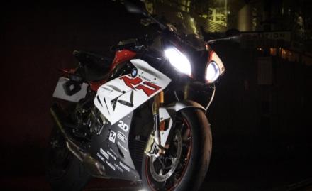 Monster Bikeの夜遊び