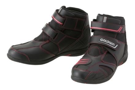 GOLDWINから乗りやすさと歩きやすさを両立した『Gベクター ツーリングシューズ』が登場