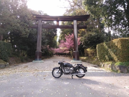 近江神宮ちはやふるの里