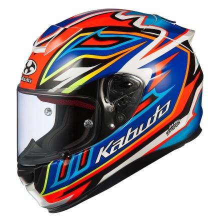 カブトからハイスペックスポーツモデルヘルメットの新グラフィック『RT-33 SIGNAL』が登場