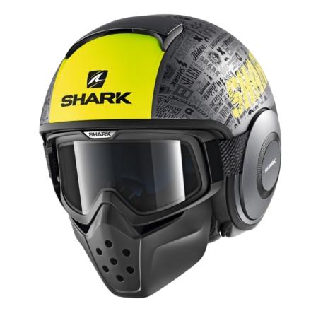 自分好みの組み合わせを探すのが楽しいヘルメット『DARK』に新色が登場