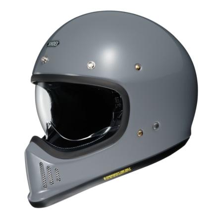 SHOEIからオールドテイストのフルフェイスヘルメット『EX-ZERO』が登場