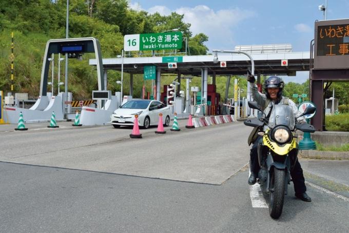 高速道路をガンガン走らせているが賀曽利隆氏いわく、ノントラブルのV-STROM250