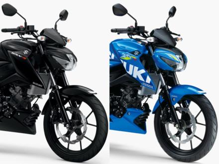 2019年モデルのSUZUKI GSX-S125 ABSが、カラー&グラフィックを変更して10月11日より販売開始!