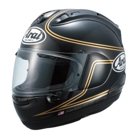 アライヘルメット×南海部品のコラボフルフェイスヘルメット『RX-7X SPENCER SPL』が登場