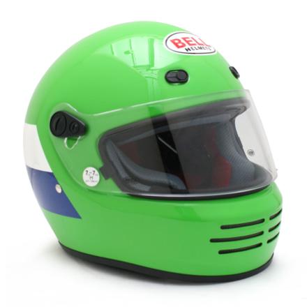 BELLからライムグリーンが映えるフルフェイスヘルメット『BELL M3J LEGEND GREEN』が登場