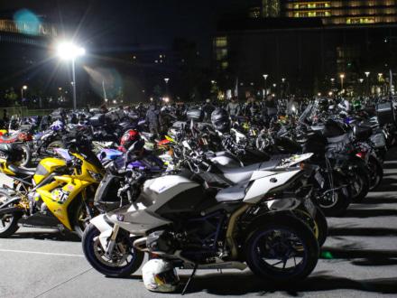 メーカー問わず参加OK!BMW 4th Night Rider Meetingが10月13日(土)にお台場で開催