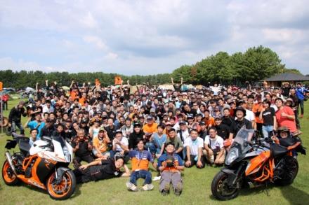 なんとKTMユーザー主催のミーティング!オレンジミーティング2018 in 浜松 開催レポート