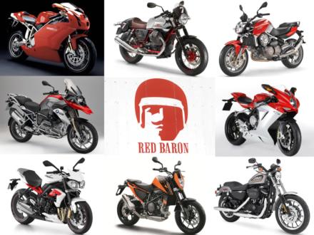 普段なかなか乗ることができないバイクに乗るチャンス!那須MSL外国車試乗会が10月27日・28日に開催