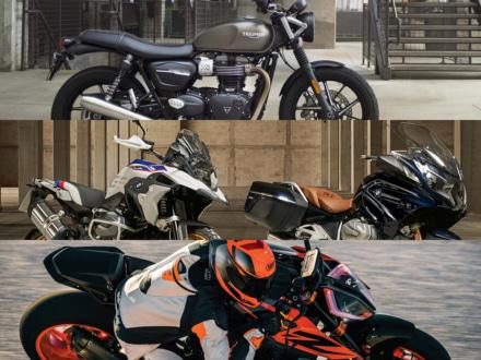 INTERMOT2018 TRIUMPH・BMW・KTMなどの海外メーカーからもニューモデルが続々発表!