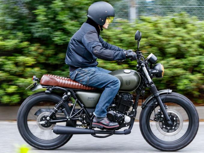 MUTT MOTORCYCLESって知ってる?新たに国内販売を開始するニューモデル・HILTS250をさっそく乗ってみた!