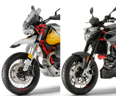 INTERMOT2018 MOTO GUZZI・APRILIAからもニューモデルが発表に!注目はアドベンチャーモデル・V85TT