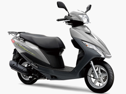 カラバリを変更した2019年モデルのSUZUKI ADDRESS125シリーズが販売開始!