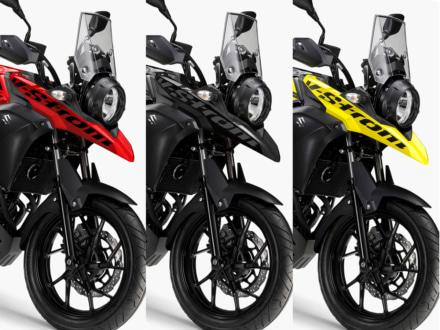 ABS装着車の追加でツーリング性能向上!2019年モデルのV-STROM250/ ABSが登場
