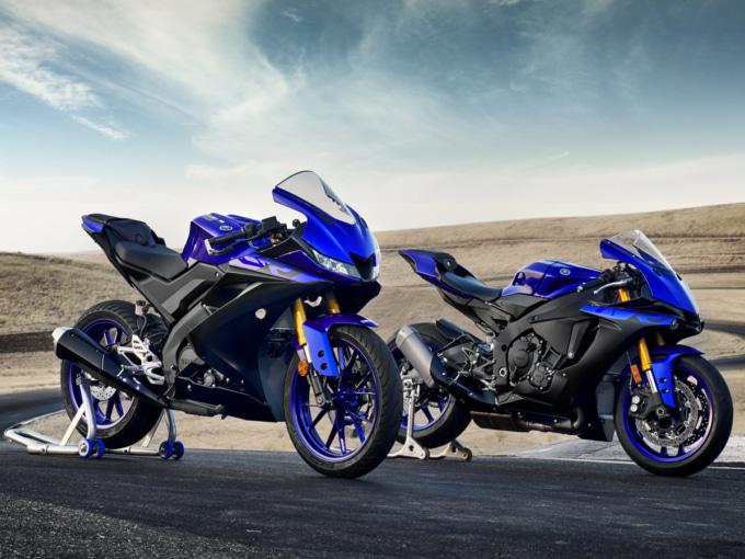 125ccスポーツモデルが熱い Yamaha Yzf R125の新型もintermot2018で